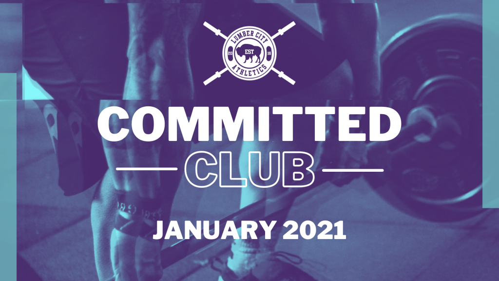 Committed Club January 2021